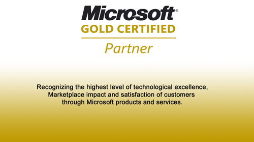 MS Gold Certified